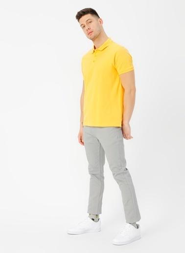 Limon Company Polo Tişört Sarı